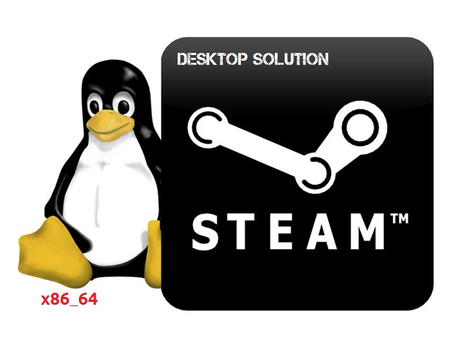 Steam - Linux - 64Bit
