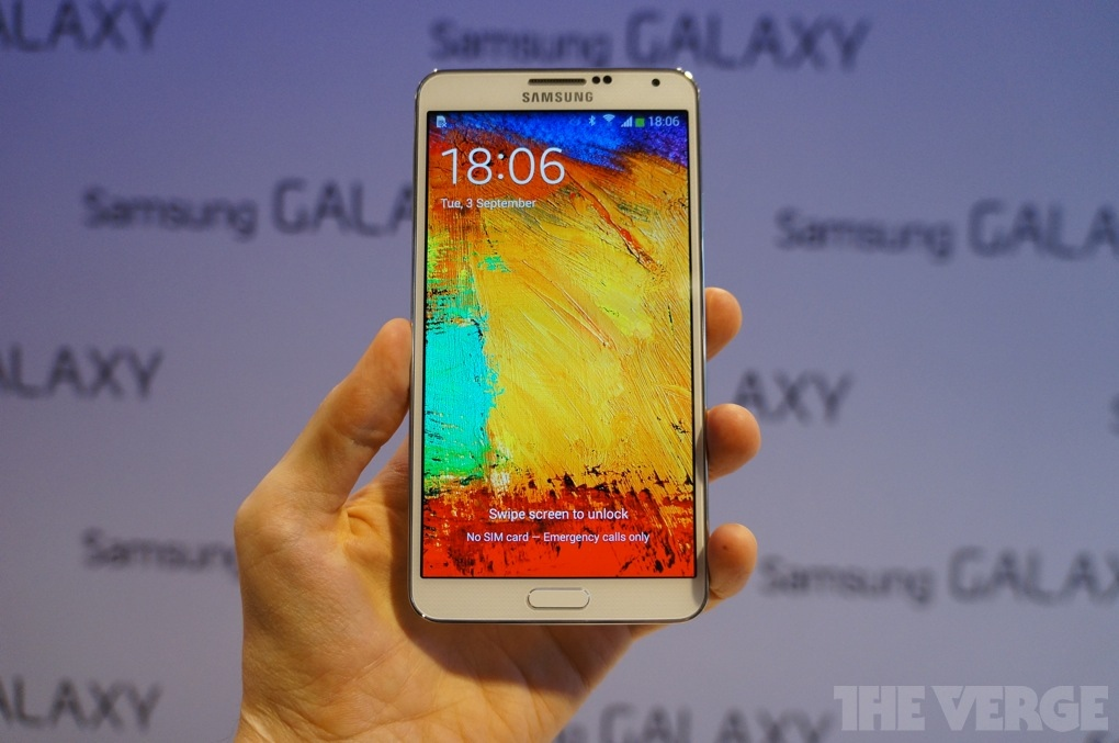Samsung - Galaxy Note 3