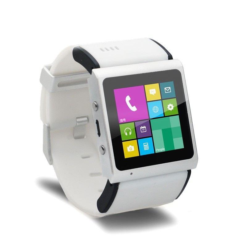 Goophone Smart Watch - Bianco