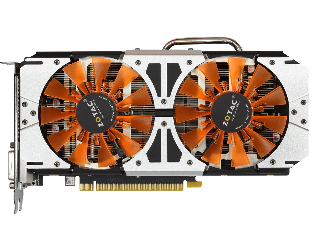 Zotac GeForce GTX 750 Ti Thunderbolt