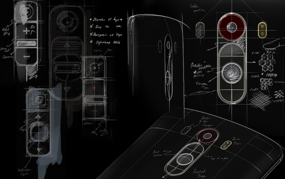 LG G3 - Design