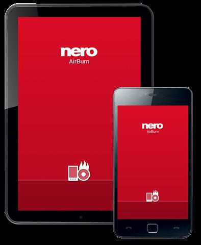 Nero AirBurn - Android e iOS