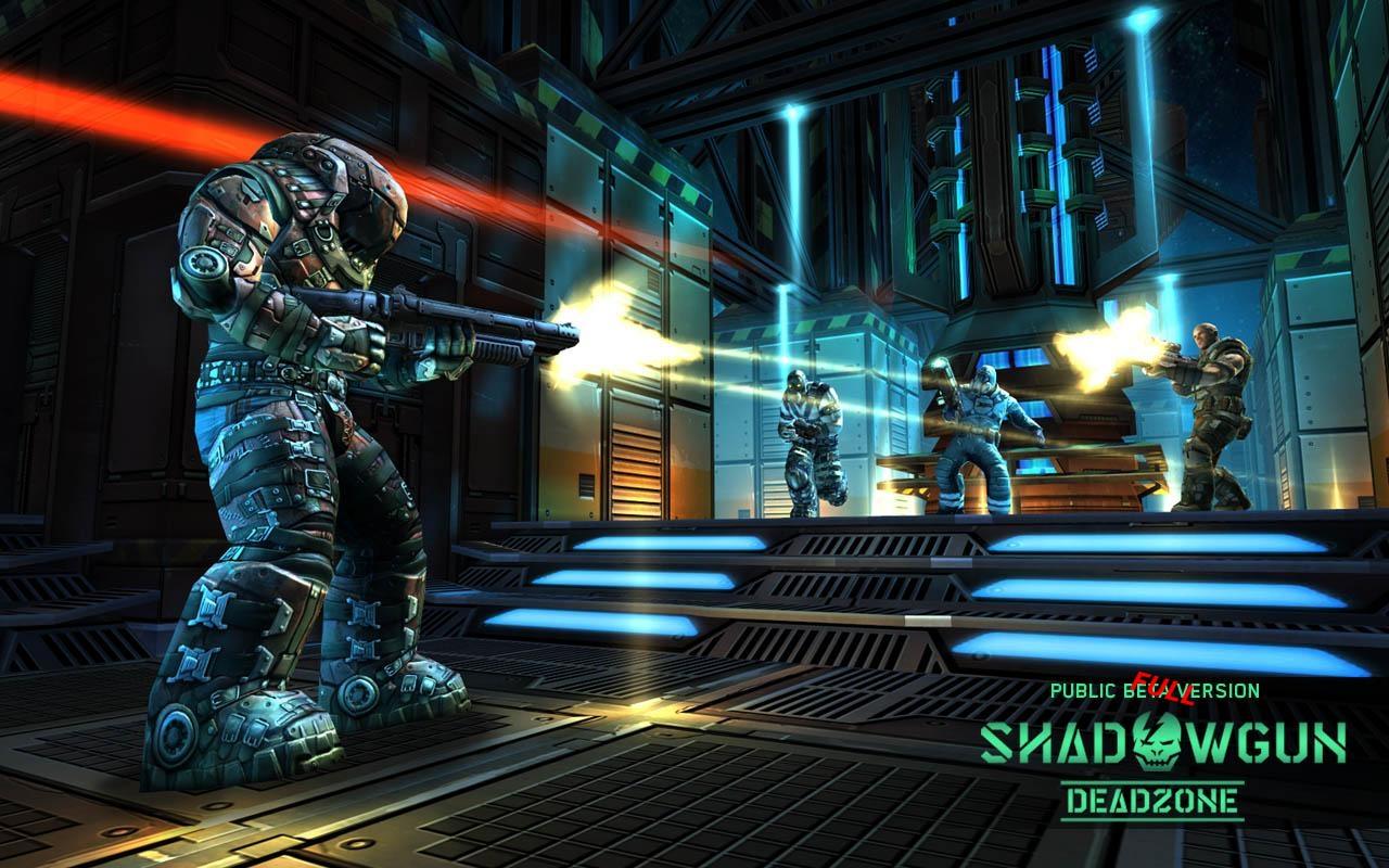 shadowgun deadzone info