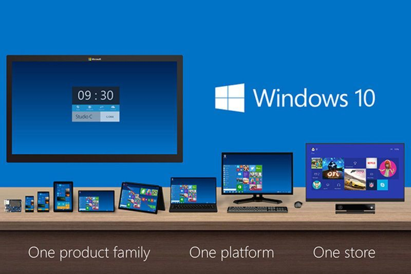 windows 10 - multy