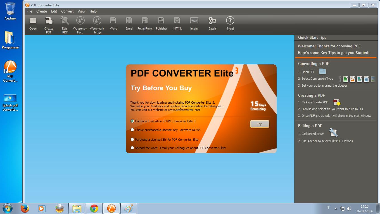 home pdf converter elite 3