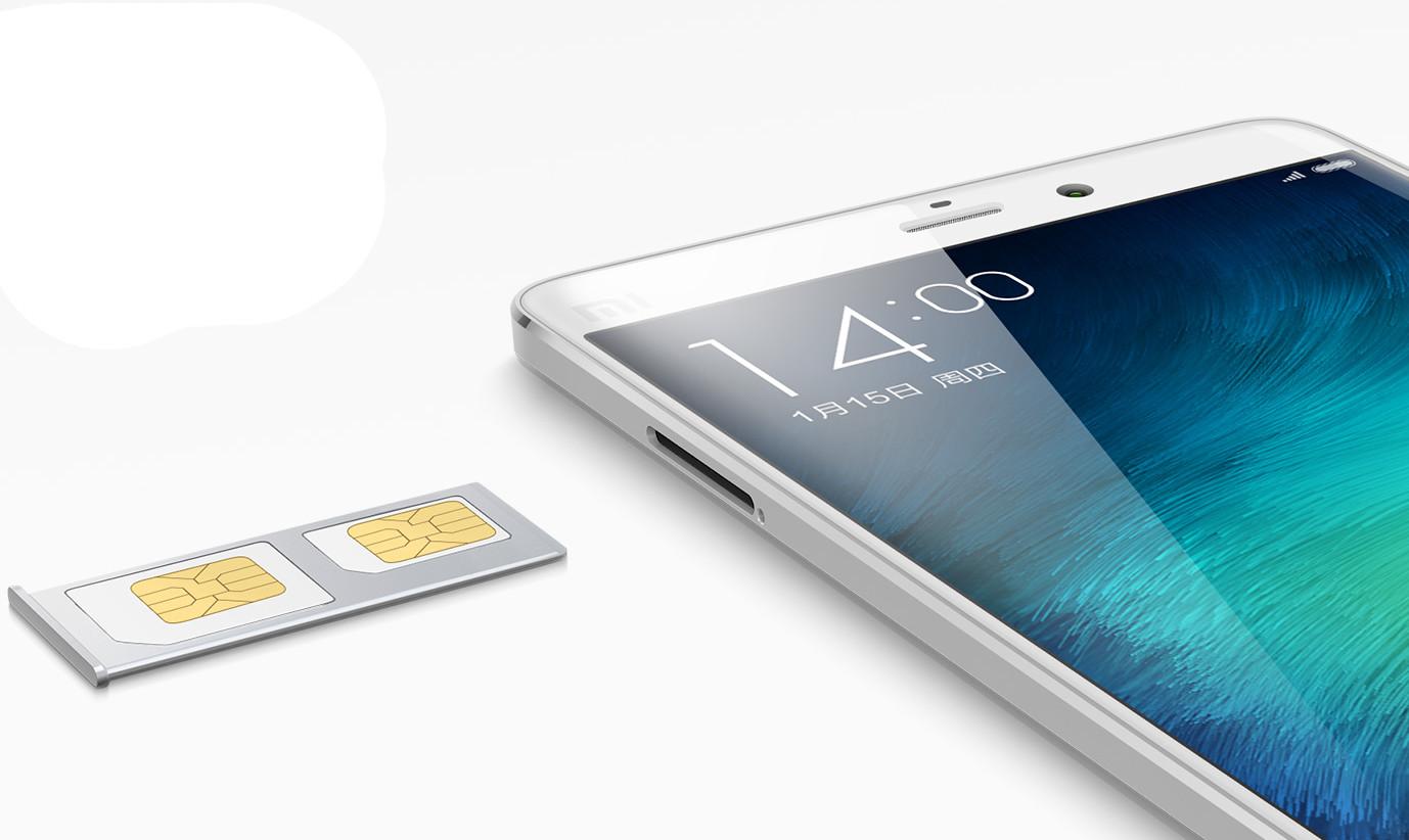 Xiaomi Mi Note Pro - Photo Sim