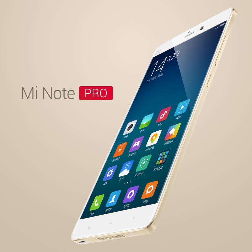 Xiaomi - Mi Note Pro