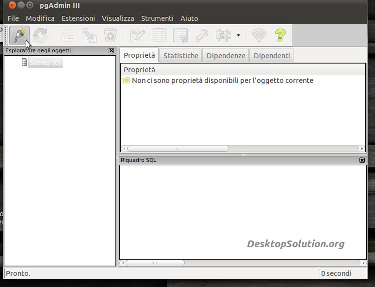 postgresql config linux