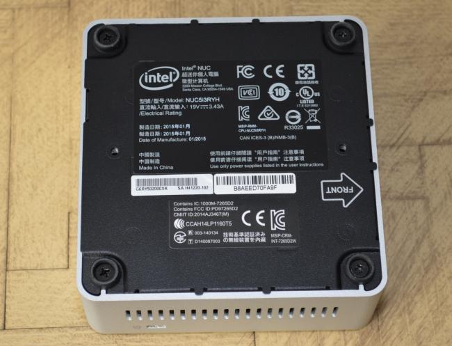 Intel NUC Broadwell-U (NUC5i3RYH) - Photo 10