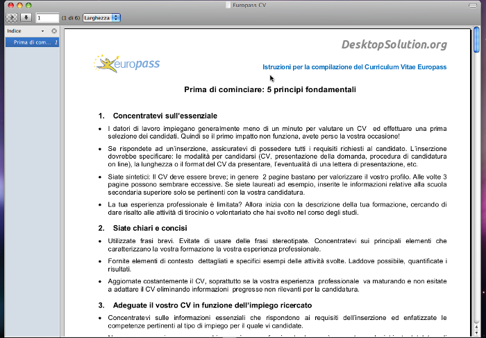 PDF evince