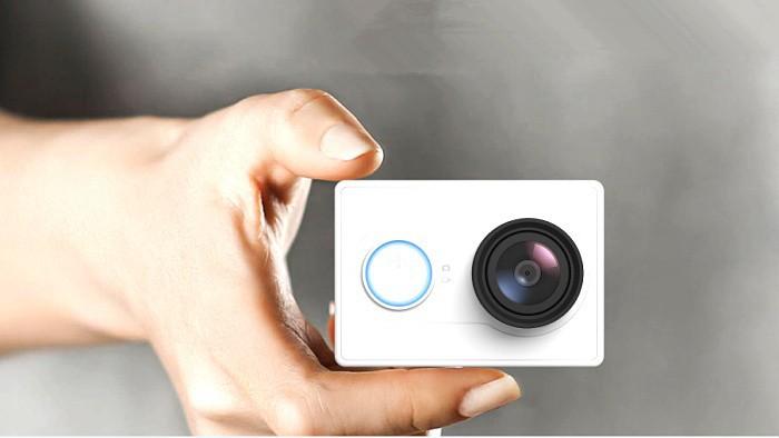 Xiaomi - Yi Sport - Camera - White