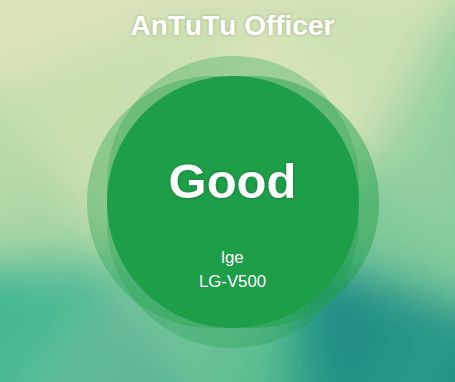 AnTuTu Officer - Good