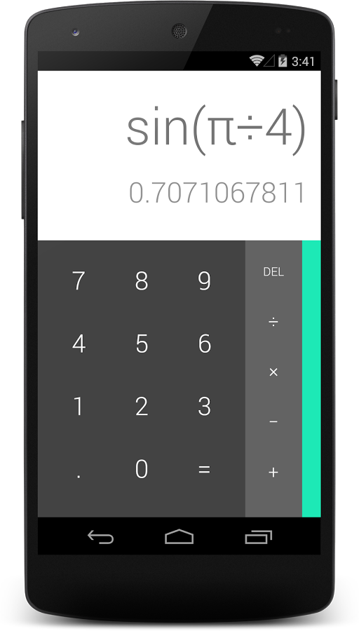 Calculator L - Google Calculator
