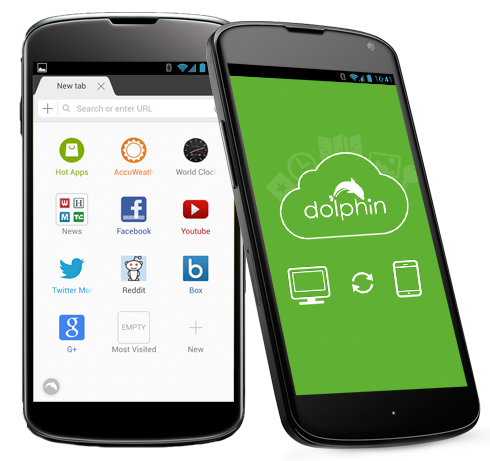 Dolphin Browser - Android