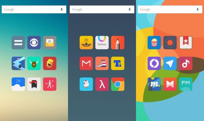 Miu - MIUI 6 Style Icon Pack - Android