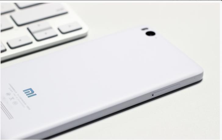 Xiaomi Mi 4i retro