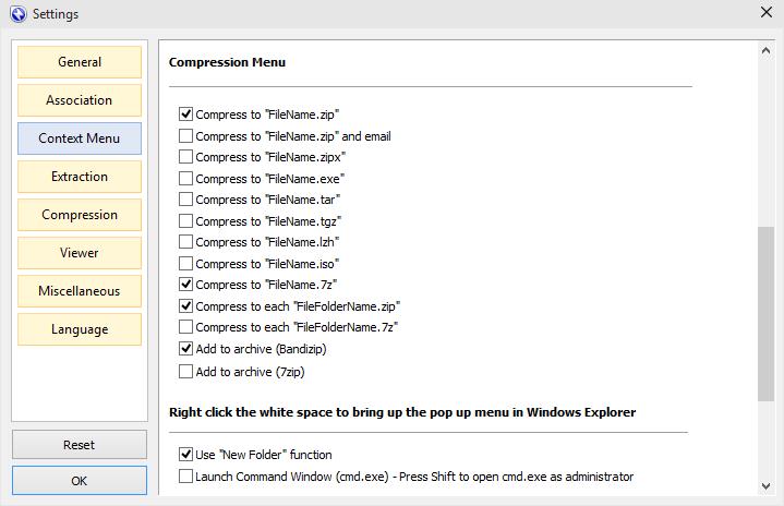 BandiZip - Windows 10 - photo2