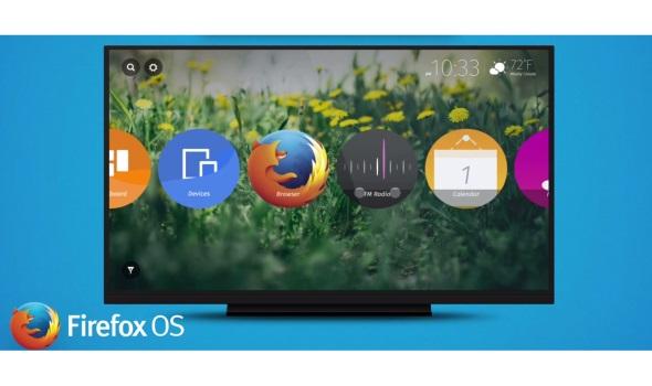 Firefox OS smart tv