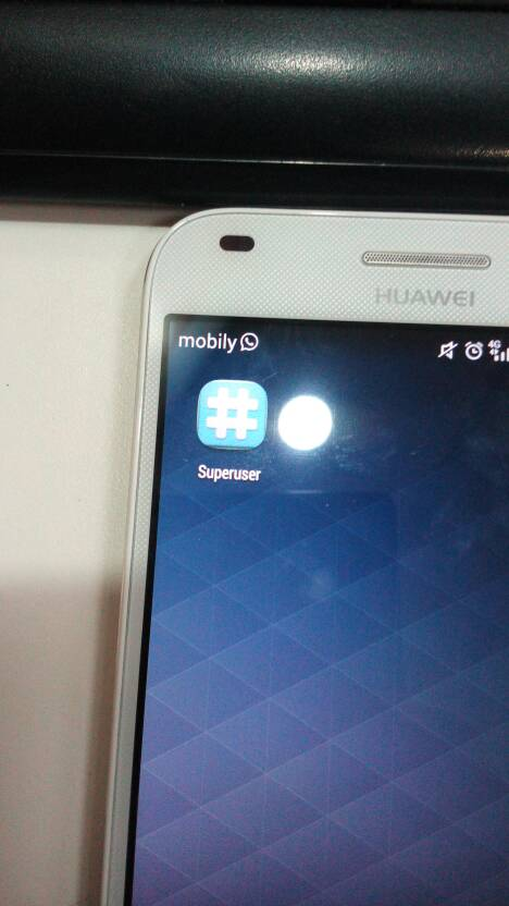 Huawei Ascend G7 Root