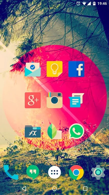 Iride UI is Hipster Icon Pack - android - photo1