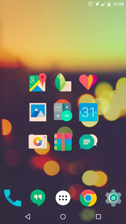 Iride UI is Hipster Icon Pack - android - photo2