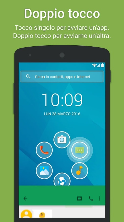 Smart Launcher - screen 2
