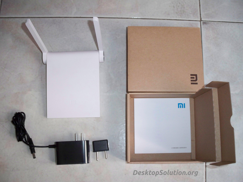 Xiaomi Mini Router - Contenuto