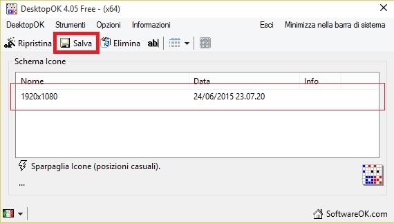 DesktopOK - Screen2