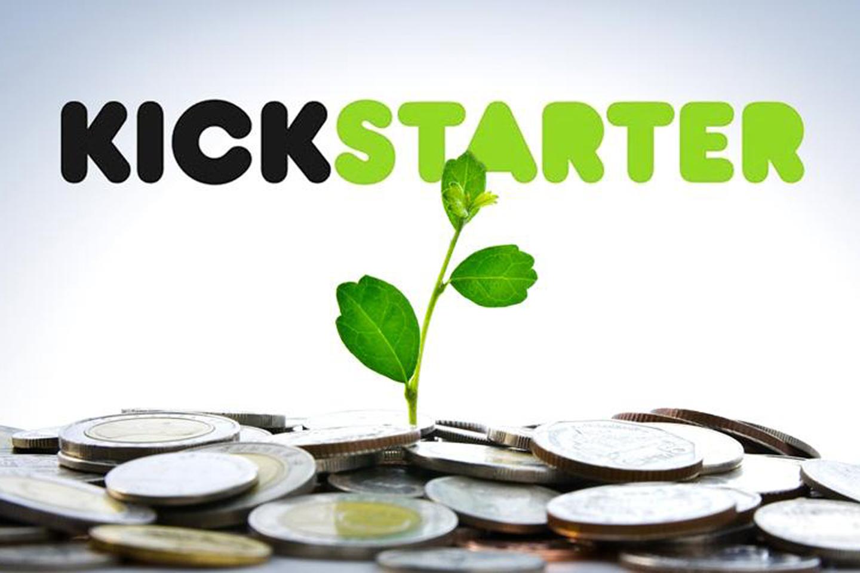 Kickstarter - logo