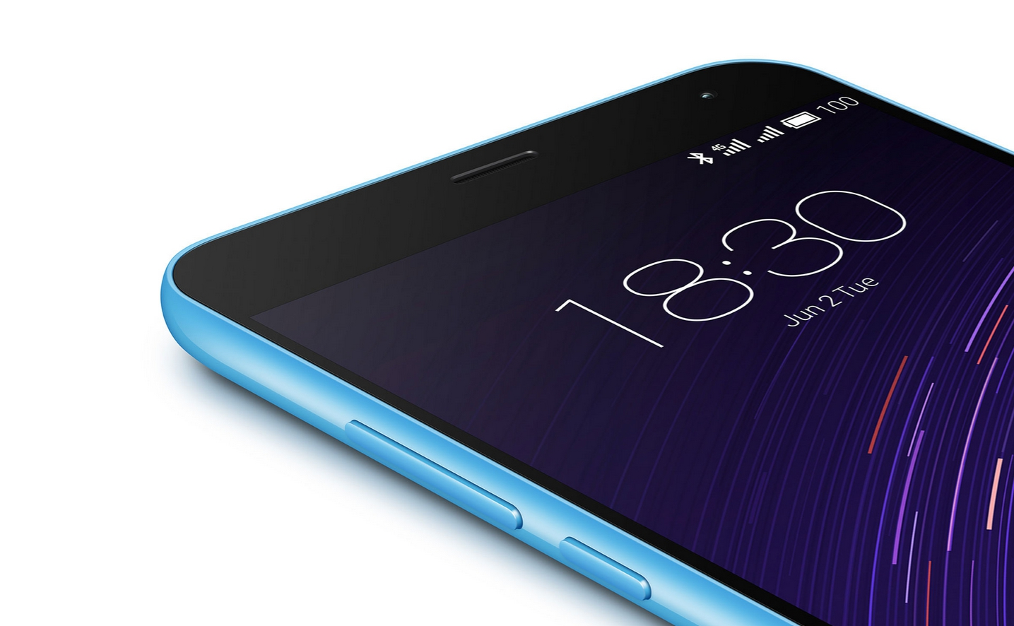 Meizu - M2 Note - Blue Charm Note 2 - photo5