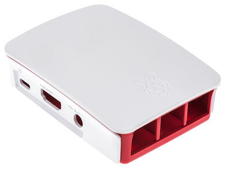 Raspberry Pi - Case - Official - photo1