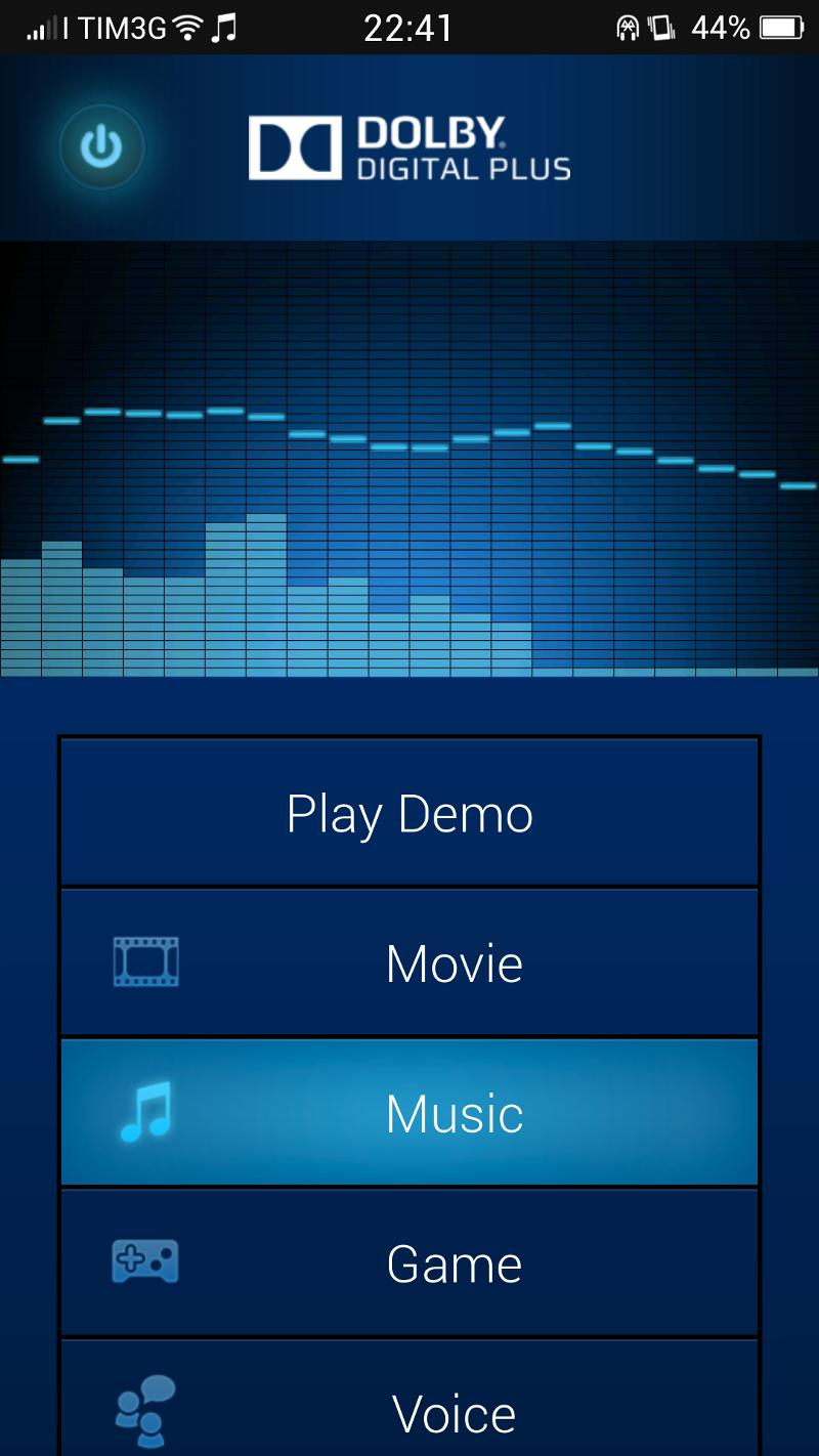 UMI X3 Dolby
