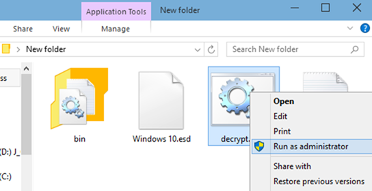 Windows 10 - iso - esd - 1