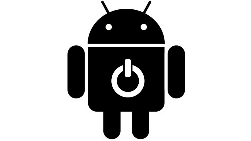 Spegnimento android