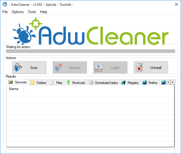 AdwCleaner 5.002