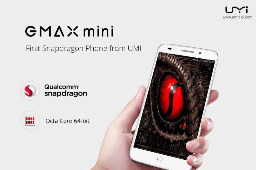 UMI eMax Mini specifiche