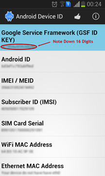 Android-Device-ID-Key