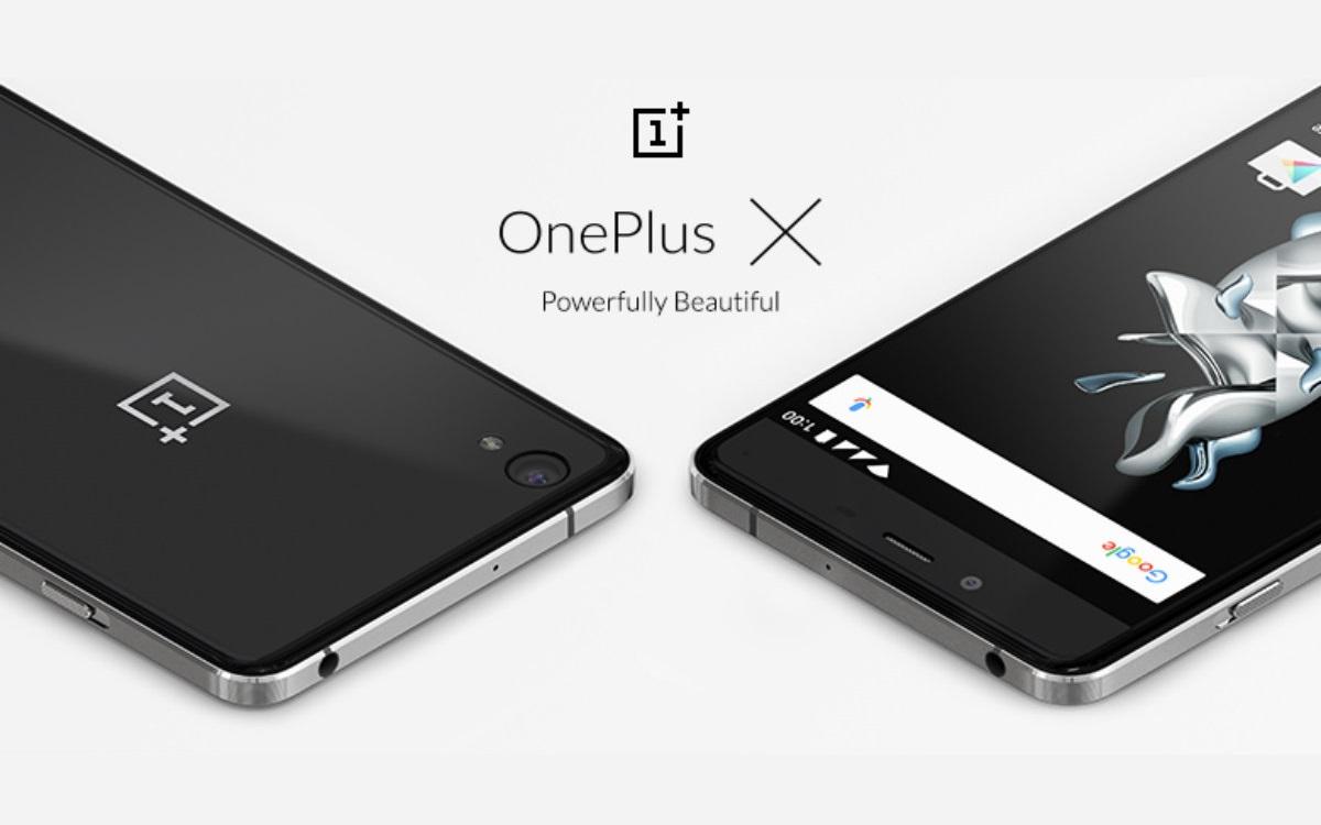 OnePlus X - photo 1