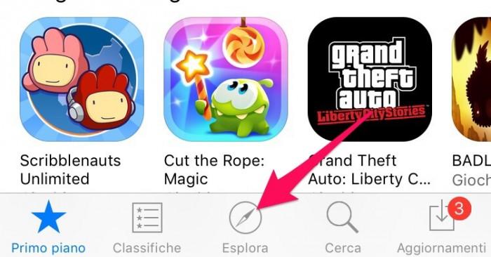 AppStore_Esplora