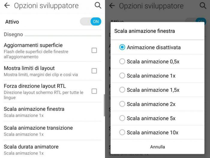 Animazioni - Android
