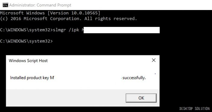 Win10_Activation_Command_Prompt_Screen